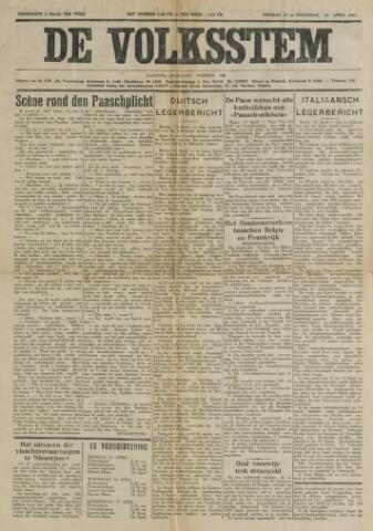 De Volksstem 1941-04-15