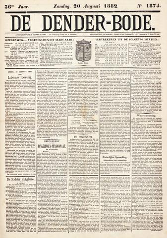 De Denderbode 1882-08-20