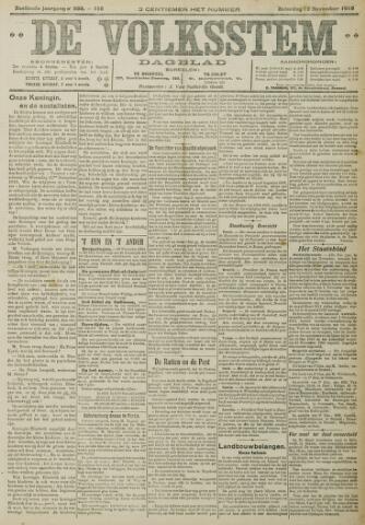 De Volksstem 1910-11-19