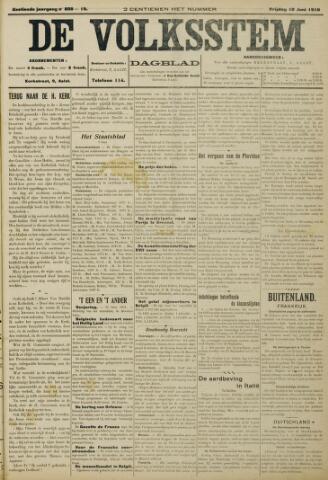 De Volksstem 1910-06-10