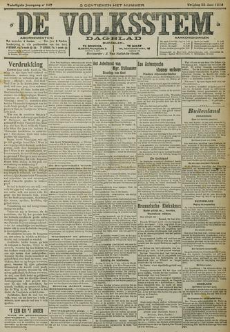 De Volksstem 1914-06-26