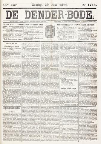 De Denderbode 1879-06-29