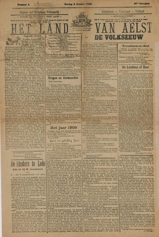 Het Land van Aelst 1908