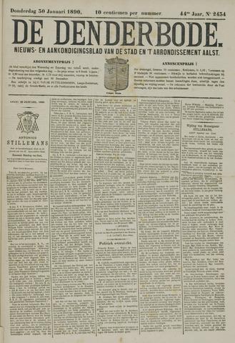 De Denderbode 1890-01-30