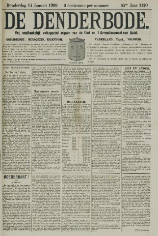 De Denderbode 1909-01-14