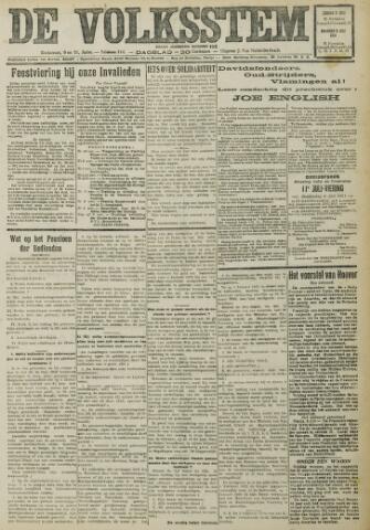 De Volksstem 1931-07-05