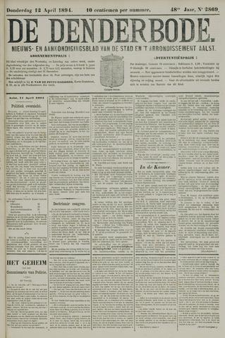 De Denderbode 1894-04-12