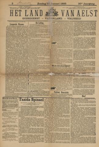 Het Land van Aelst 1889-01-20