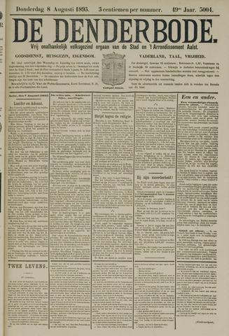 De Denderbode 1895-08-08