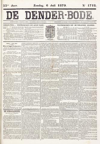 De Denderbode 1879-07-06