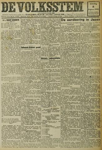 De Volksstem 1923-09-08