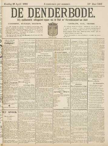 De Denderbode 1901-04-28