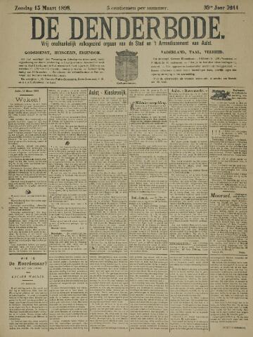 De Denderbode 1898-03-13