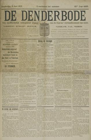De Denderbode 1912-06-06