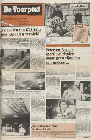 De Voorpost 1992-10-30