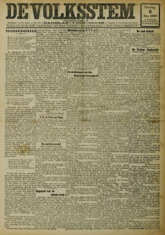 De Volksstem 1923-01-06