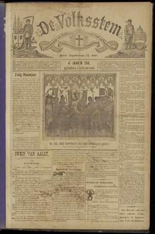 De Volksstem 1898-01-01