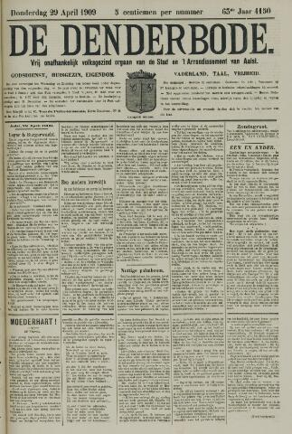 De Denderbode 1909-04-29