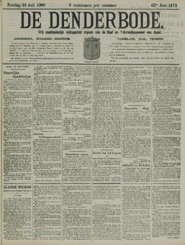 De Denderbode 1909-07-18
