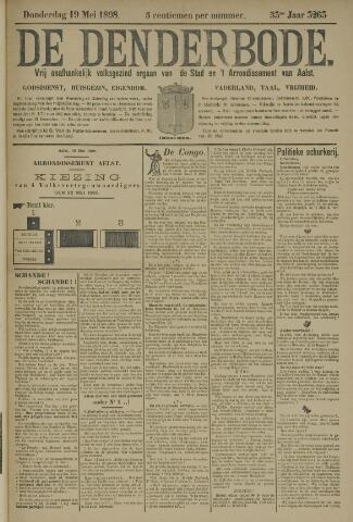 De Denderbode 1898-05-19