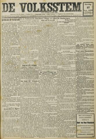 De Volksstem 1930-09-27