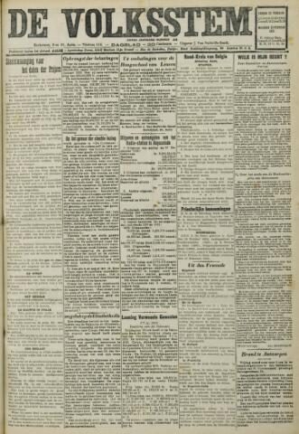 De Volksstem 1931-02-22