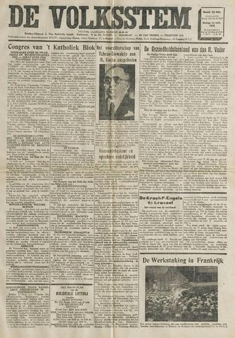 De Volksstem 1938-11-28