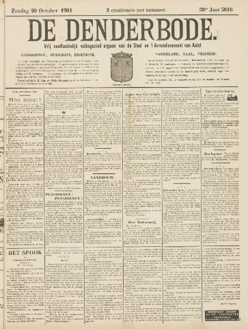 De Denderbode 1901-10-20