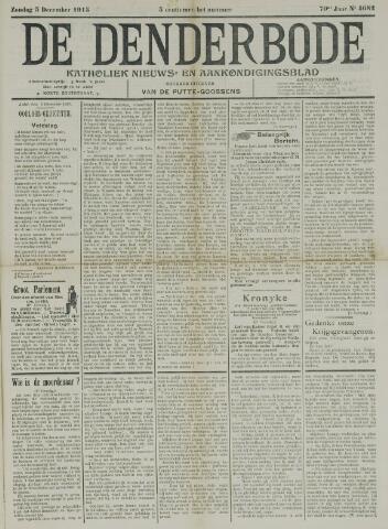 De Denderbode 1915-12-05