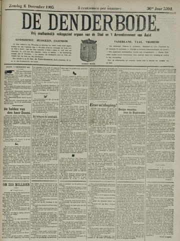 De Denderbode 1903-12-06