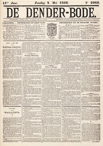 De Denderbode 1886-05-02