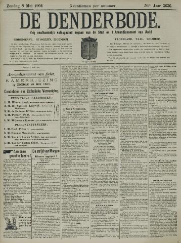 De Denderbode 1904-05-08