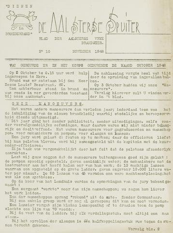 De Aalsterse Spuiter 1948-11-01