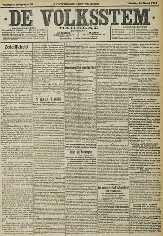 De Volksstem 1914-03-24