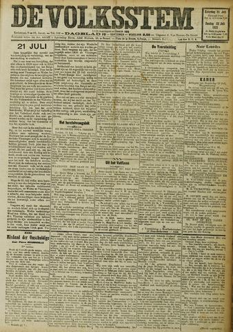 De Volksstem 1923-07-21