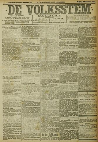 De Volksstem 1915-12-03