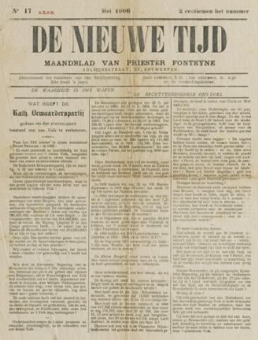 De Nieuwe tijd 1906