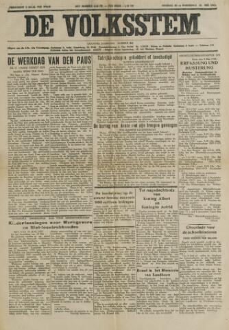 De Volksstem 1941-05-20