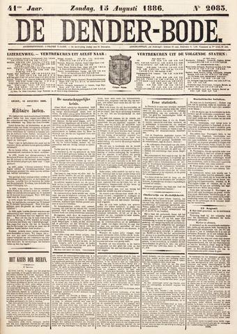 De Denderbode 1886-08-15