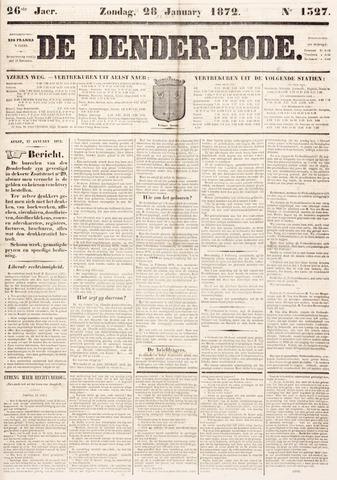 De Denderbode 1872-01-28