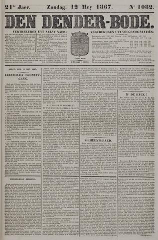 De Denderbode 1867-05-12