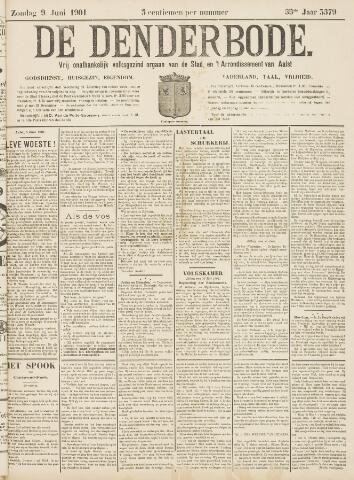 De Denderbode 1901-06-09
