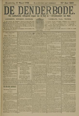 De Denderbode 1898-03-17