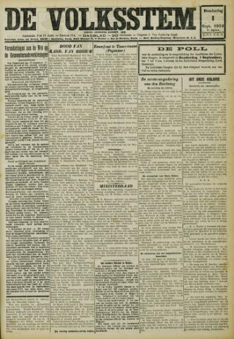 De Volksstem 1932-09-01