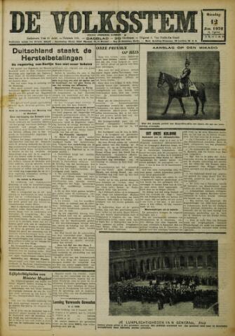 De Volksstem 1932-01-12
