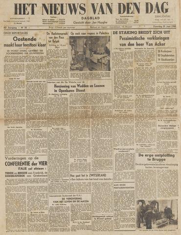 Het Nieuws van den Dag 1946