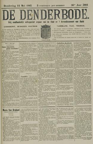 De Denderbode 1903-05-14