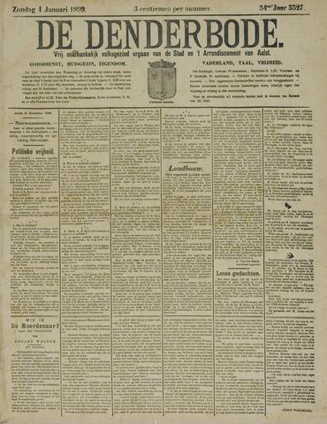 De Denderbode 1899