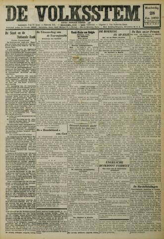 De Volksstem 1932-01-28