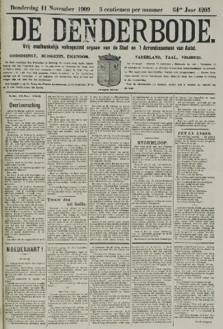 De Denderbode 1909-11-11